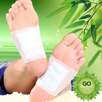 láb tapasz méregtelenítő foltok